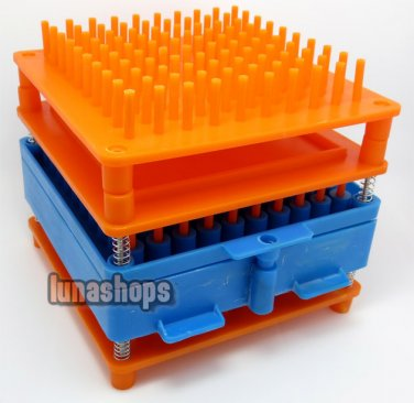 "Capsule Filling Filler Machine Mould Board SIZE ""0"" Makers 100pcs Caps YH-100"