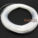 95m 99.9% Silver Plated + 8N OFC Teflon Wire Cable For AKG k450 Sennheiser hd580