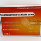 CCTV Security camera Long Distance BNC Video Amplifier anti-interference Red ver