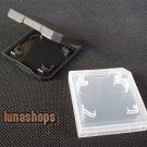 2pcs DS SD MMC Memory Nintendo 3DS Game Card Case hard Box