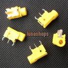 1.65cm SMK LGY3309-0140F Series Stereo 3.5mm Female Port For DIY Repair adapter