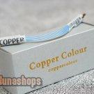 Copper Colour CC 6fs 3.5mm male to male Hifi Audio cable for HifiMan AMP DAC 10