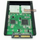2 Port SD to SATA 7+15 22 Pin SATA Adapter Card SD SDHC SDXC card RAID