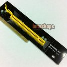 Special PCI-E 16X Protector Extender Extension Riser Card Adapter for 1U 2U