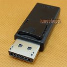 DisplayPort DP Male to HDMI Female Adapter Converter for HDTV PC