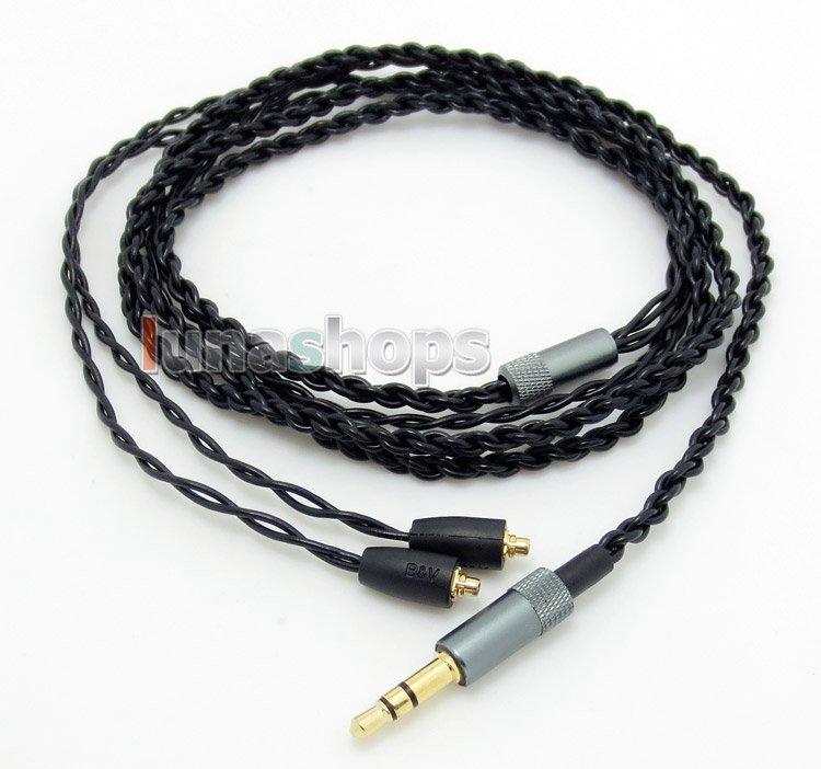 C8 130cm 5n OFC Super Soft earphone Cable For Ultimate Ears UE 900 SE535 S$846
