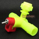 C8 50PCS three way pipe w/ mounting bracket to Net water nipples screw drinker