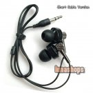 C8 Short Cable PERX HES-776 Stereo Audio 3.5MM in ear Earphones Headset