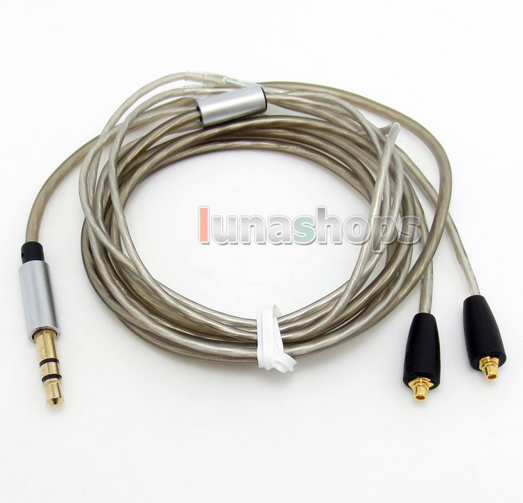 C8 Earphone Cable For JVC HA-FX850 FX750 650 Ultimate 900 Ultrazone IQ Shure 846