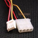 C8 4Pin IDE ATA Power Supply Molex to Floppy Adapter Cable