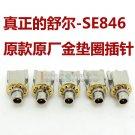 C0 1pcs Earphone Pin For Shure SE535 Se846 Westone W40 W30 W20 Ultimate Ue900