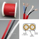 C0 1m High Purity PCOCC Earphone DIY Bulk Cable With Japanese Conductors + PEP