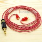 C0 7N OCC upgrade Earphone cable for Neotech Shure SE535 SE425 SE315 SE215 UE900