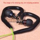 C0 1pair hook Ear Earphone Clip For Shure ue900 sony xba-40 xba-30 se535 etc.