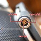 C0  Female Earphone Pins For AKG K812 Reference Headphone DIY Connector Adapter
