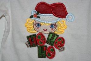 HOHO Christmas Girl