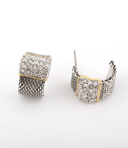Weaved design Earrings