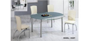 Dining Table With Glass Top
