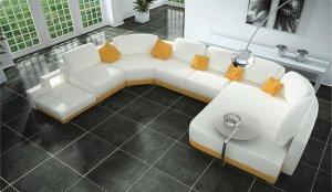Maryland Contemporary Sectional sofa set