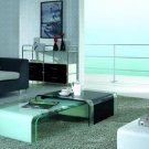 Modern Coffee Table With Glass