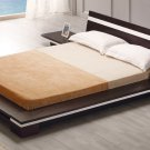 Sonata Platform Bed in Wenge