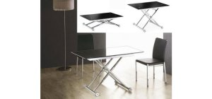 T032 Contemporary Adjustable Table