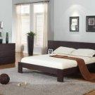 Lyon Wenge Platform Bedroom Set
