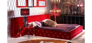 Flair - Armani Xavira Collection Bed - Model: AA215-200