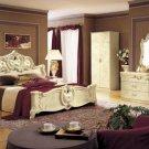 Barocco - Ivory Classic Italian Bed