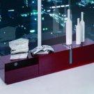 Pisa - Modern Red TV Stand