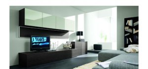 Contemporary Entertainment Center SMA STEP 23
