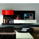 Contemporary Entertainment Center SMA STEP 21