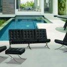 ET001 - Modern Bonded Leather Sofa Set