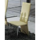 CY86 - Beige Dining Chair