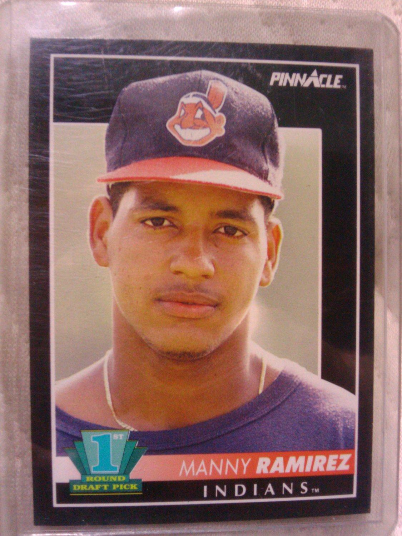 Manny Ramirez Rookie Card