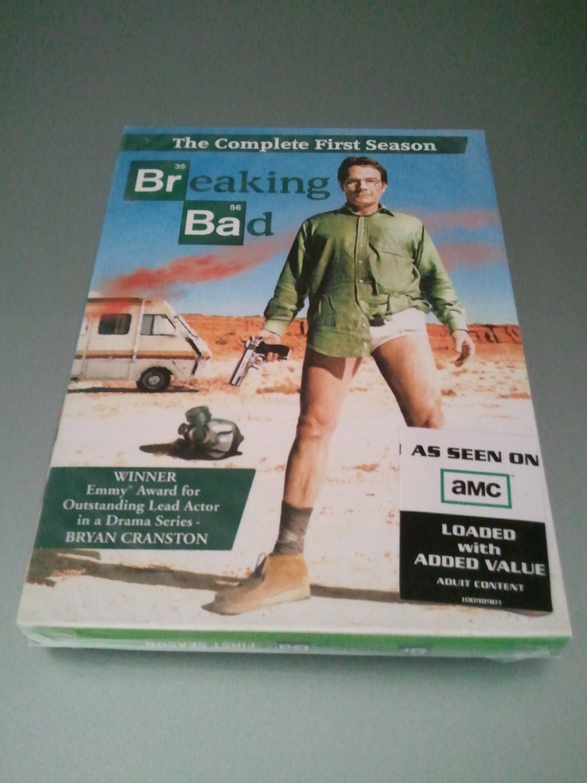 Breaking Bad Complete Season 1