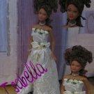 Isabella-OOAK wedding fashion doll formerly known as Kayla Barbie