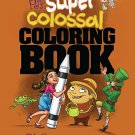 PJ'S SUPER COLOSSAL COLORING BOOK