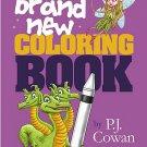 PJ'S BRAND NEW COLORING BOOK