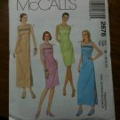 McCall's 2676 Misses' Dress in Two Lengths Size B 8-10-12