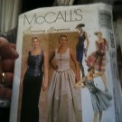 McCall's 2393 Misses' Lined Top and Skirts in Two Lengths Size AX 4-6-8