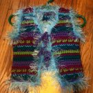 Crochet Vest and Matching Hat 9-12M