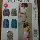 NEW McCall's 6471 Misses' Skirts Size AX5 (4-6-8-10-12)