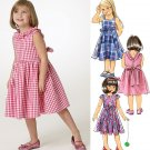 *NEW* Butterick B5743 Childrens/Girls Dress Sizes 2-3-4-5