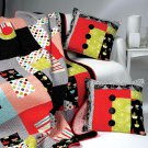 *NEW* McCall's M6480 Pillow and Quilt Pattern