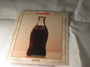 Coca Cola Bottle #21 MINT 1993 Series 1918 Card