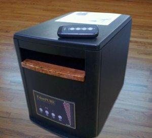 Edenpure 2011 GEN 3 1000 Infrared Electric Heater