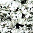 10 of 0.5ct CT ROUND CUT RUSSIAN LAB DIAMOND SIM 5MM
