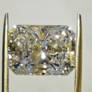 BRILLIANT EMERALD CUT LOOSE GEMSTONE 12 X 9 MM