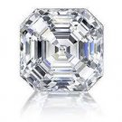 BRILLIANT 1.75 CT RUSSIAN LAB DIAMOND SIM 7 X 7MM
